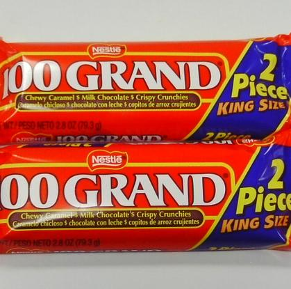 100 Grand Bar King 1 ea