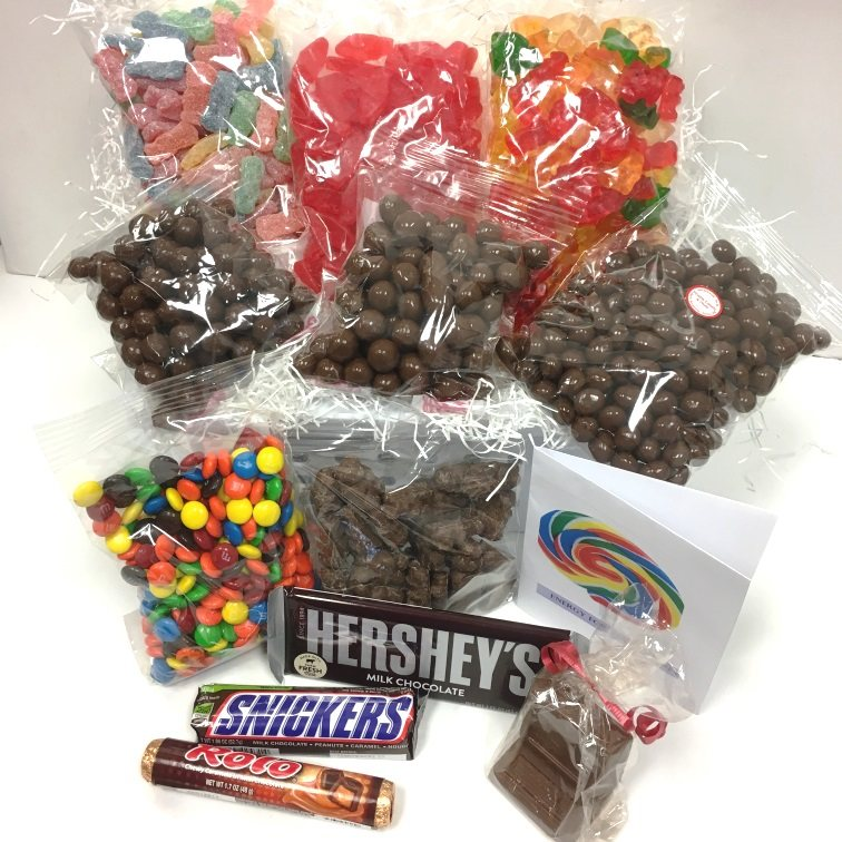 College Candy Care Packages Venti Free Shipping