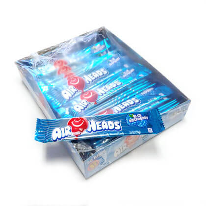 Airheads Blue Raspberry 36 ct