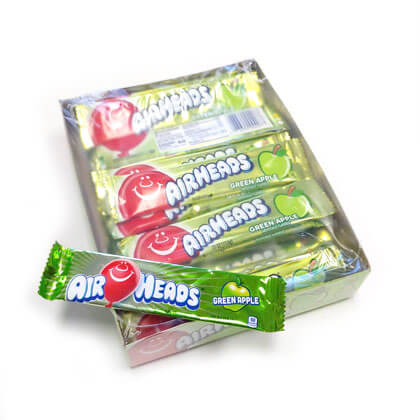 Airheads Green Apple 36 ct
