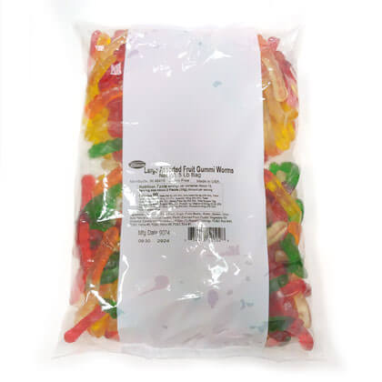 Gummi Worms 5 lb
