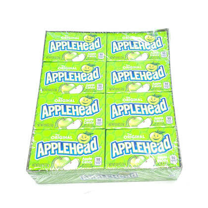 Appleheads Box 24 ct