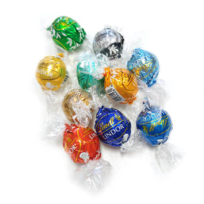 Lindt Truffles Assorted 32 Ct