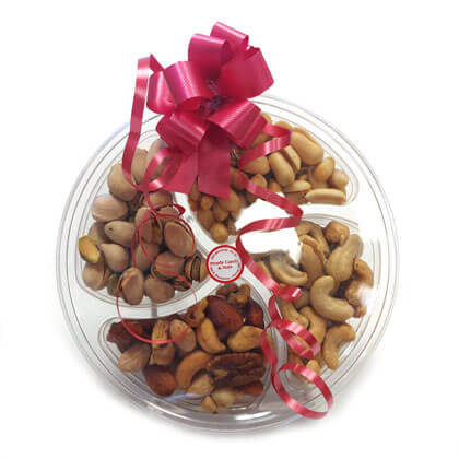 Assorted Nut Tray Small