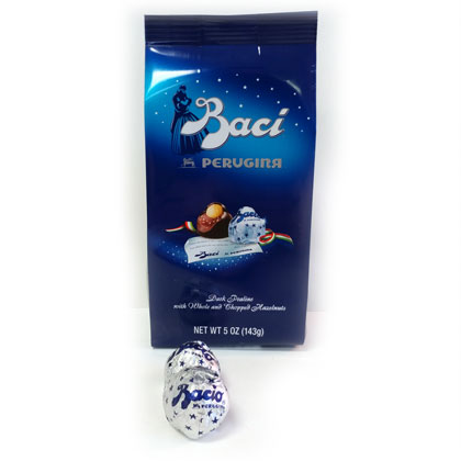 Baci Perugina Dark Gift Bag 5 oz