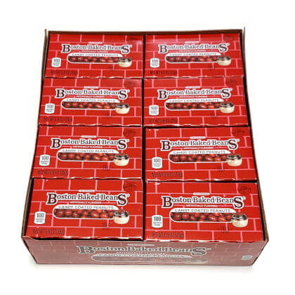 Boston Baked Beans Box 24 ct
