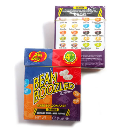 Jelly Belly BeanBoozled 4th Edition 2 ct