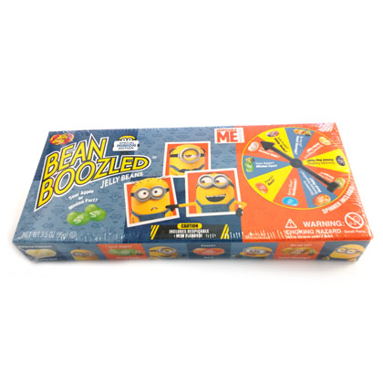Jelly Belly BeanBoozled Minions Spinner Gift Box