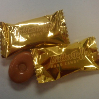 Butter Toffees 12 oz
