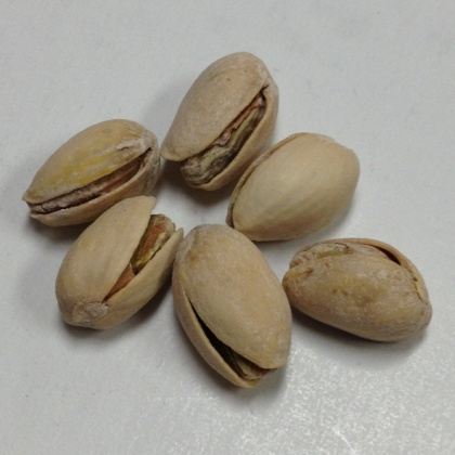Pistachios California Fresh Roasted Salted 8 oz