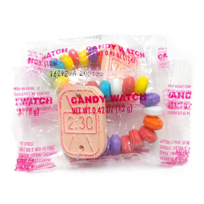 Candy Watches Wrapped 100 ct