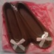 Ballet Slippers Solid Milk Chocolate