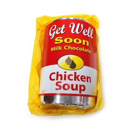 Chicken Soup Solid Milk Chocolate