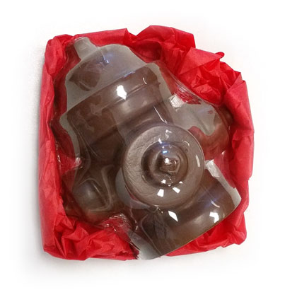 Fire Hydrant Solid Milk Chocolate
