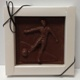Soccer Plaque Solid Milk Chocolate
