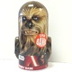 Star Wars Chewbacca Head Tin Bank