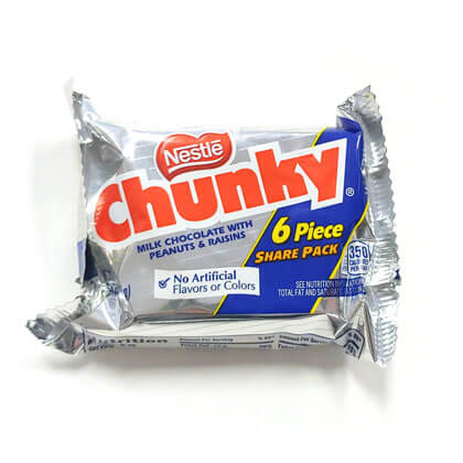 Chunky Bar King 1 ea