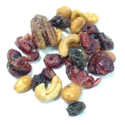 Raisin Cranberry Nut Trail Mix 8 oz