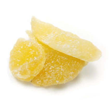 Crystallized Ginger 8 oz