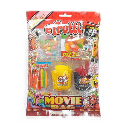 Gummi Movie Snack Bag 1 ea