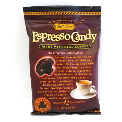Balis Best Espresso Candy Bag 42 ct