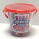 Fla Vor Ice 8 pc Bucket
