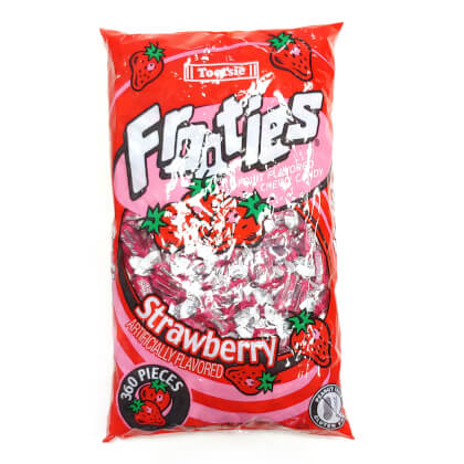 Frooties Strawberry 360 pc