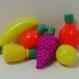 Fruits Candy Filled 5 ct