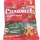 Caramels Gingerbread 4 oz Peg Bag