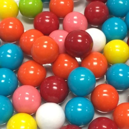 Gumballs Assorted Colossal 10 oz