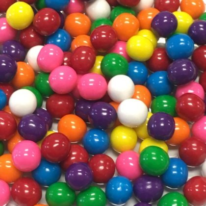 Gumballs Machine Assorted 2 lb