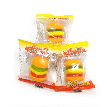 Gummi Burger 10 ct