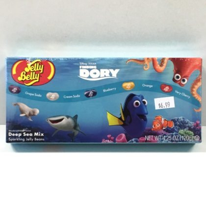 Jelly Belly Disney Finding Dory 5 Flavor Gift Box