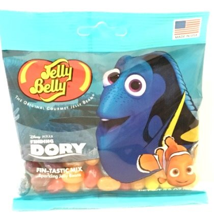 Jelly Belly Disney Finding Dory Peg Bag