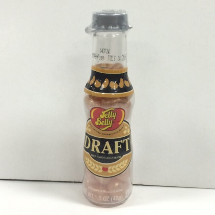 Jelly Belly Draft Beer Bottle