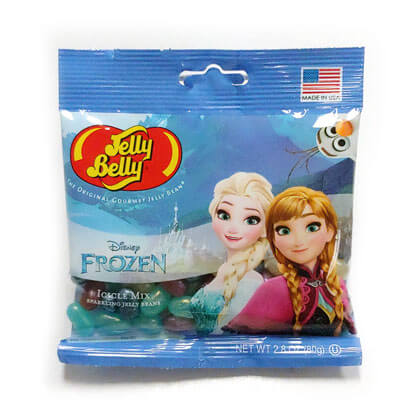 Jelly Belly Disney Frozen Peg Bag