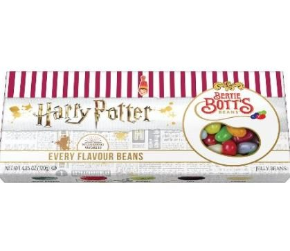 Jelly Belly Bertie Botts Beans Harry Potter Gift Box 10 Flavors