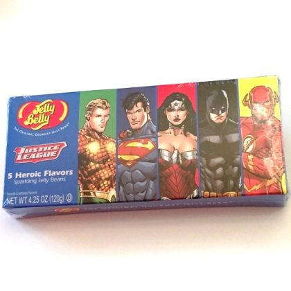 Jelly Belly Justice League Gift Box