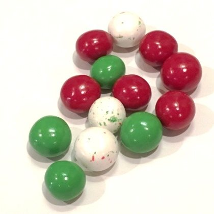 Jelly Belly Malt Balls Christmas Chocolate 7 oz