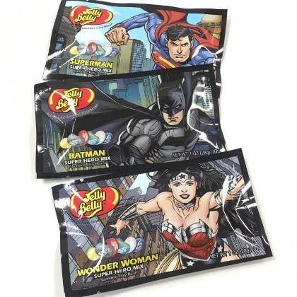 Jelly Belly Super Heroes 2 Packs