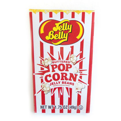 Buttered Popcorn Jelly Beans Small Box