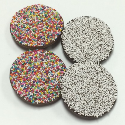 Nonpareils Chocolate Jumbo 1 ea