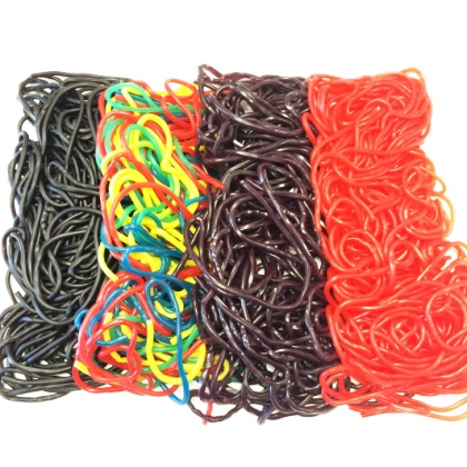 Laces String Imported 6 oz