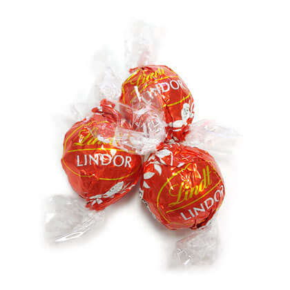 Lindt Truffles Milk 32 Ct