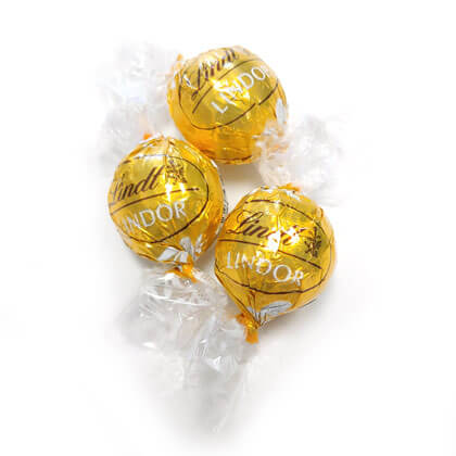 Lindt Truffles White 32 Ct