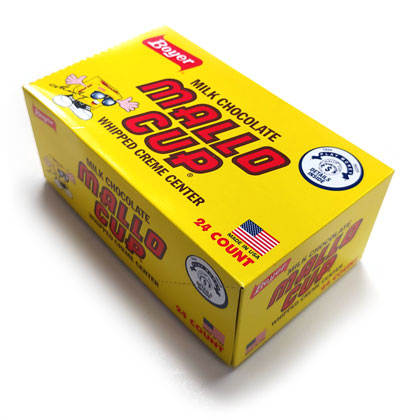 Mallo Cups 24 ct