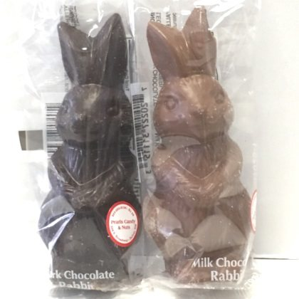 Solid Bunny Chocolate Small