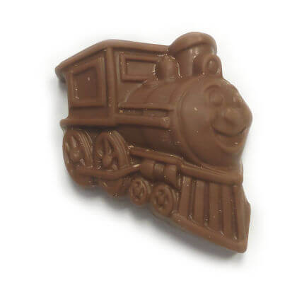 Train Solid Milk Chocolate 3 oz