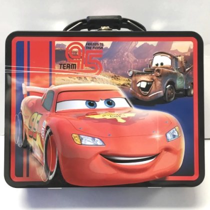 Cars Lightning McQueen Lunch Box