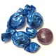 Foil Buttons Royal Blue Grape 1 lb